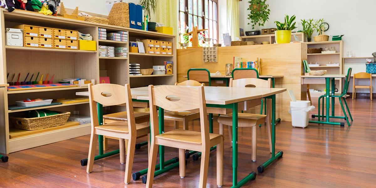 école maternelle montessori